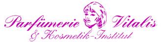 Logo von Parfümerie & Kosmetikinstitut Vitalis Sabina Richter e. Kfr.